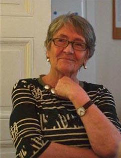 Ulla Arnell,  Leg. Psykolog, Leg. Psykoterapeut